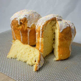 Easter Bread (Paski)