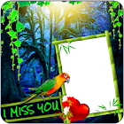 Miss You Insta DP Maker icon