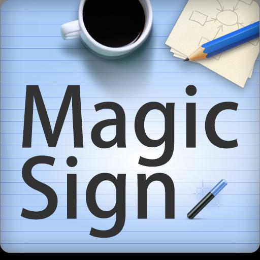 MagicSign(매직사인) - 디지털 사이니지 工具 App LOGO-硬是要APP