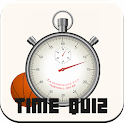Time Quiz Basketball icon