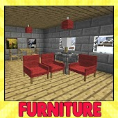 Decoration And Furniture Mods For MCPE Android APK Download Free By Odey Development