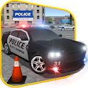 3D Police Car Parking 2015 icon
