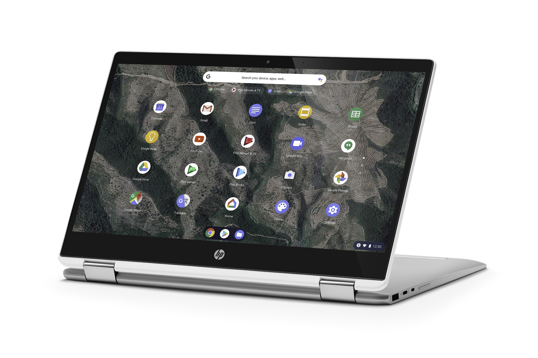 HP Chromebook x360 14b - photo 10