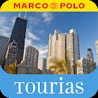 Chicago Travel Guide – TOURIAS icon