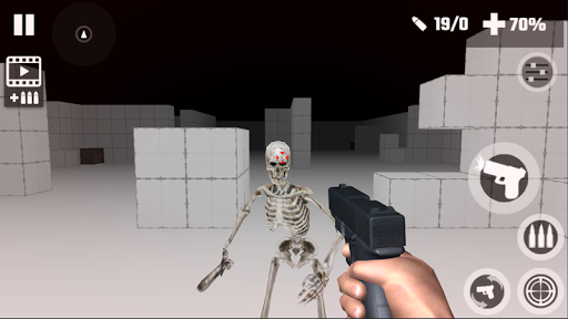 Mr. Skeleton Simple Shot 2.6 screenshots 4
