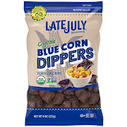 Late July White Corn Chips 227g