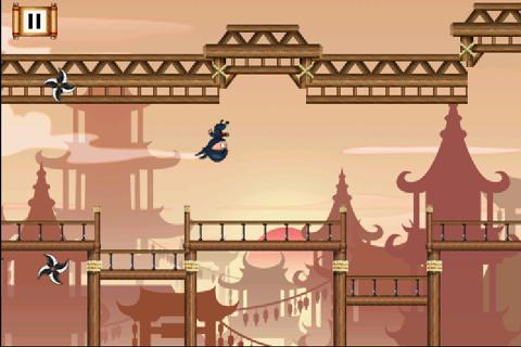 Yoo Ninja! Free screenshot 2