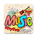 Music Rhythm Game Rock 2 icon
