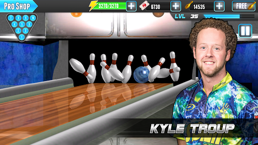 PBA® Bowling Challenge screenshot 2