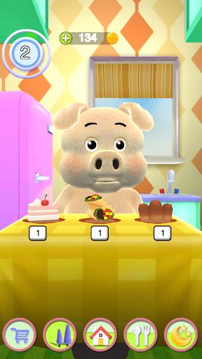 Talking Piggy apktram screenshots 6
