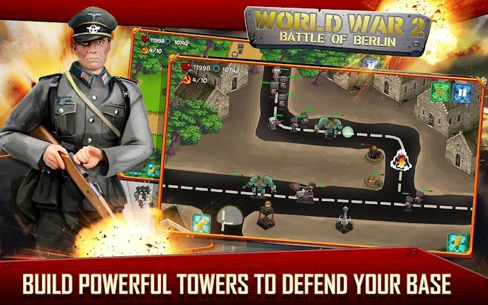 World War 2: Battle of Berlin- screenshot thumbnail