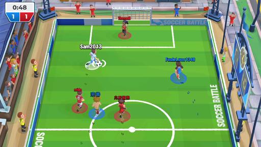 Soccer Battle - 3v3 PvP android2mod screenshots 3
