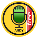 ANDY Voice Assistant (FREE) icon