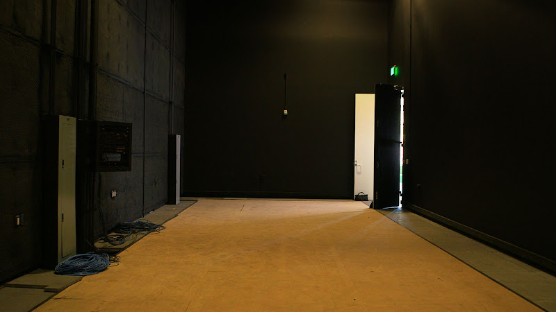 Photo: The Motion Capture Studio at YouTube Space LA