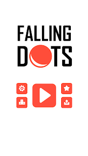 Falling Dots Arcade- screenshot thumbnail