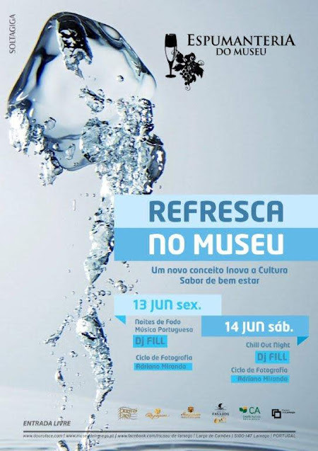 Espumanteria do Museu de Lamego - Programação 13 e 14 de junho - 2014