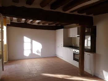 Appartement 2 pièces 53,32 m2