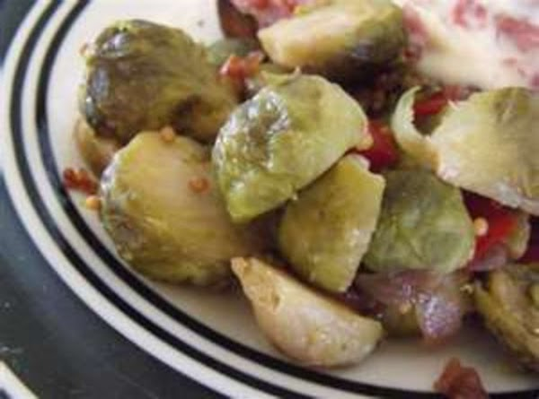 Sweet And Sour Brussel Sprouts Recipe