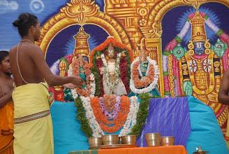 Photo: Sahasra Tulasi Srinivasam, Vaikunttha Ekadasi (Sri Ranga Dhama, Rajahmundry, AP, India - 2012 Jan 4, 5, 6)