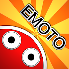 Emoto word icon