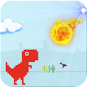 Game Dino T-Rex: Run Jump Chrome APK for Windows Phone