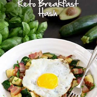 Keto Breakfast Hash