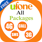 All Ufone Packages 2019