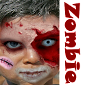 Zombie Booth Face Maker Camera icon