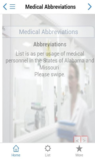 Medical Abbreviations US Eng