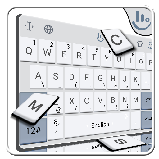 Keyboard for OS 10