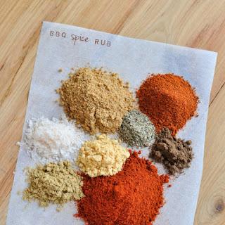 Sweet Spice Rib Rub Recipes