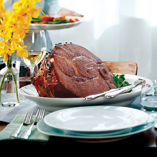 Root Beer Glazed Ham.