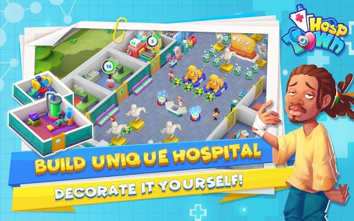 Code Triche Hospital Town APK MOD screenshots 5
