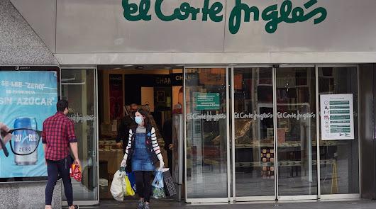 El Corte Inglés prepara la salida de 3.000 trabajadores