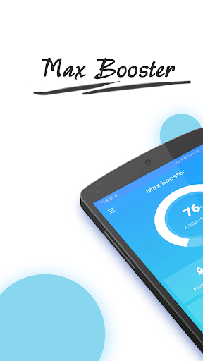 Max Booster - Optimize your phone fast and great 1.0.8 screenshots 1