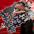 Puzzle Smackdown WWE Toy Kids