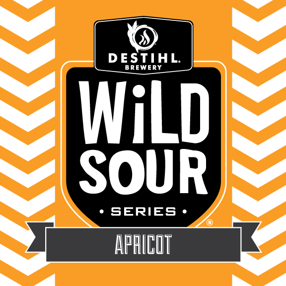 Logo of DESTIHL Wild Sour Series: Apricot
