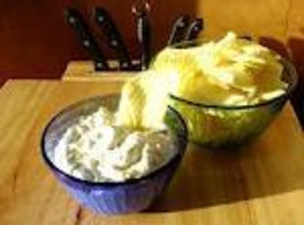 Baked Potato Dip Recipe