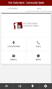 1st State Bank-Community Bank- screenshot thumbnail