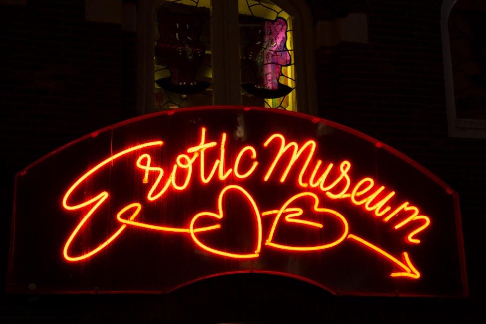 Red Light District, Dzielnica Czerwonych Latarni, Erotic Museum