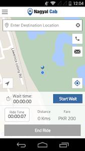 Nagyal Cab Partner screenshot 2