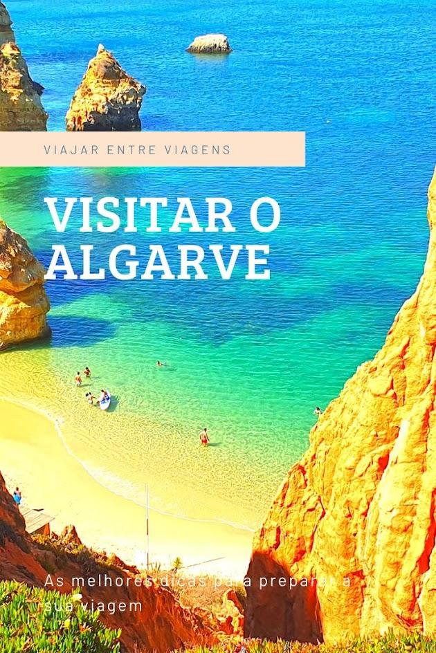 VISITAR O ALGARVE | Roteiro de 20 dias pelas melhores praias, trilhos, grutas, lugares e passeios para descobrir o sul de Portugal