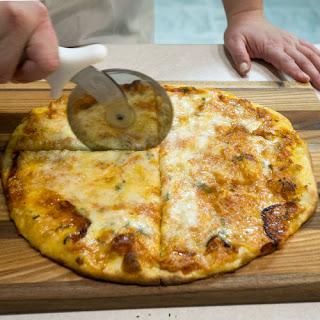Thin Crust Pizza (Americas Test Kitchen)