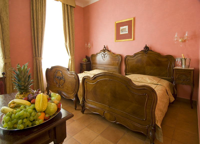 Photo: Would you prefer double beds or twin ? No problem to arrange it according to your wishes and additional requests.