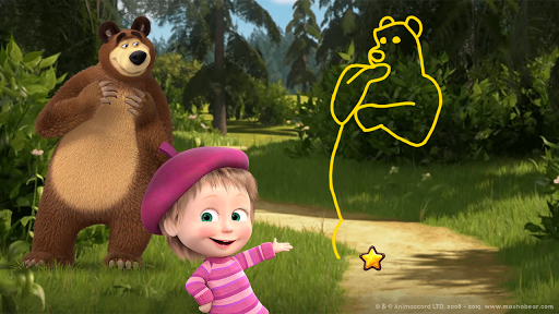 Free games: Masha and the Bear 1.4.2 screenshots 12