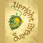 Logo for Upright Brewing