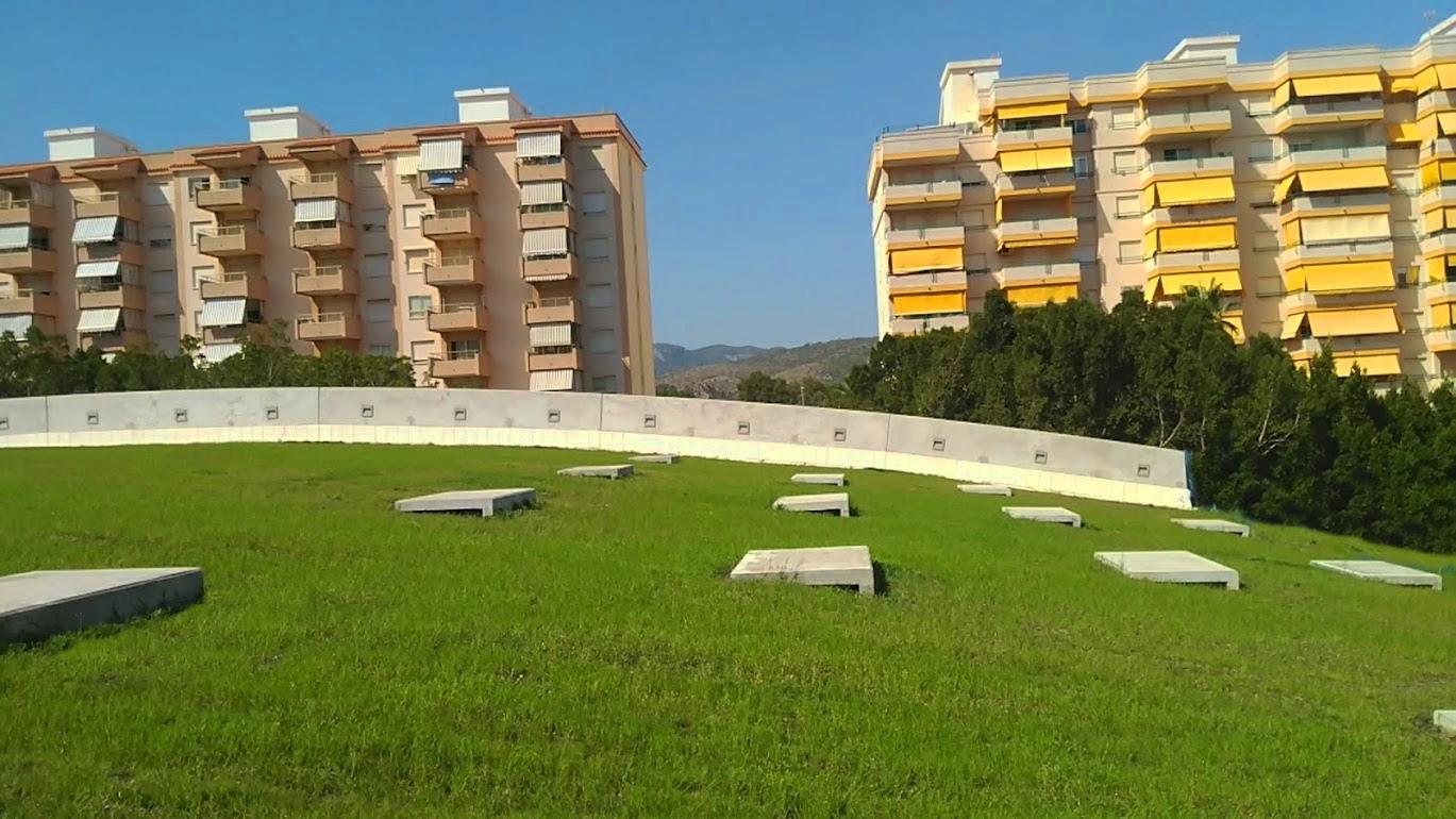 cubierta vegetal activa en Alicante