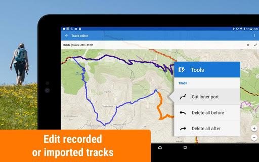 Locus Map Free - Hiking GPS navigation and maps 3.48.2 Screenshots 12