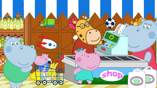 Image of Supermarket: Shopping Games for Kids 2.7.6 1