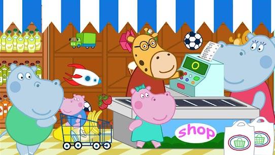 Supermarket: Shopping Games for Kids 1